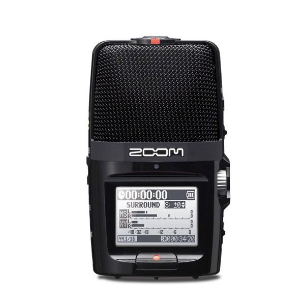 ZOOM(ズーム) 【ハンディレコーダー】 H2n 4515260010059 (ラッピング不可)(快適家電デジタルライフ)
