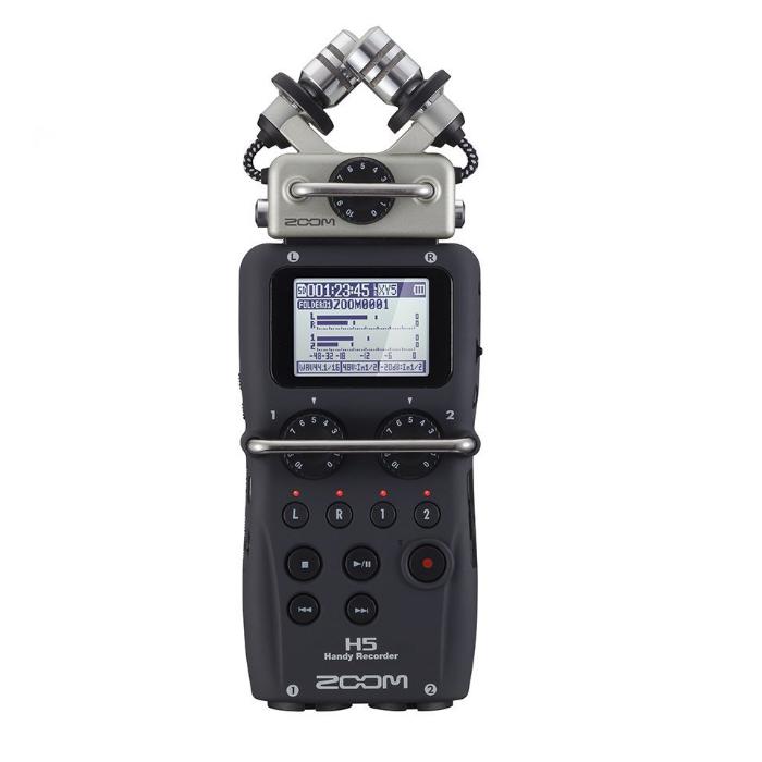 ZOOM(ズーム) 【ハンディレコーダー】 H5 4515260013180 (ラッピング不可)(快適家電デジタルライフ)
