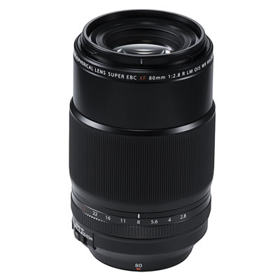 フジノン XF80mm F2.8 R LM OIS WR Macro 中望遠マクロレンズ [交換レンズ][FUJIFILM]【快適家電デジタルライフ】