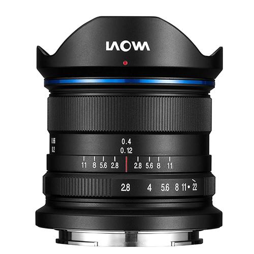 LAOWA 広角レンズ 9mm F2.8 Zero-D 富士フイルムX用 (商品コード:LAO0027)(ラオワ・ラオア・富士フィルムXシリーズ)(快適家電デジタルライフ)