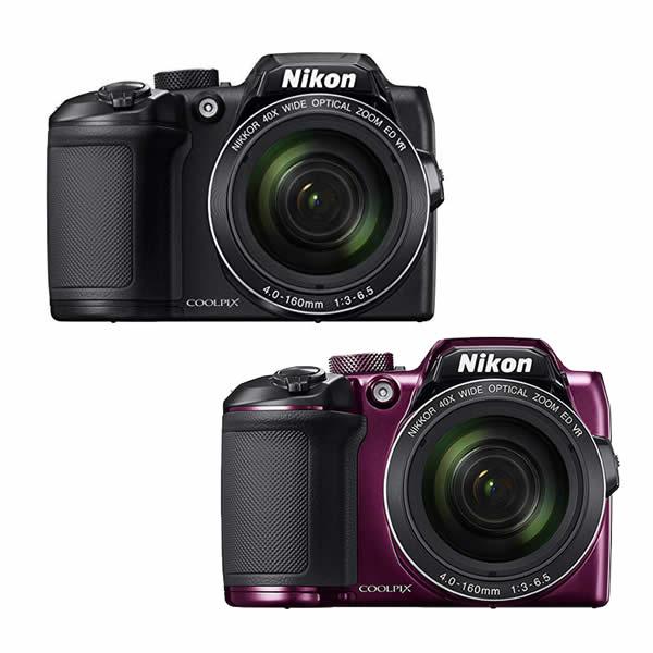【送料無料】ニコン(Nikon) デジタルカメラ COOLPIX B500 [カラー選択式]【快適家電デジタルライフ】