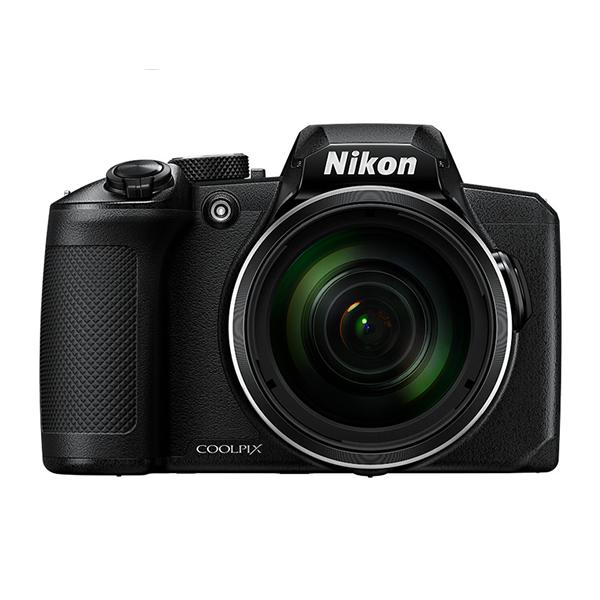 ニコン コンパクトデジタルカメラ COOLPIX B600 ブラック (デジカメ/コンデジ)(Nikon)(快適家電デジタルライフ)