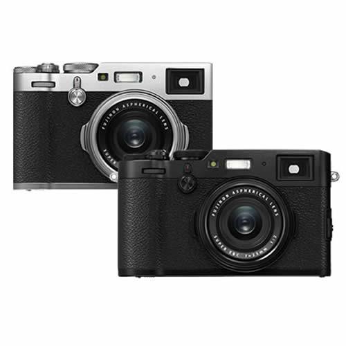 【欠品:納期1~2ヶ月】FUJIFILM 【フジフイルム】 デジタルカメラ X100F [カラー選択式:シルバー/ブラック]【快適家電デジタルライフ】