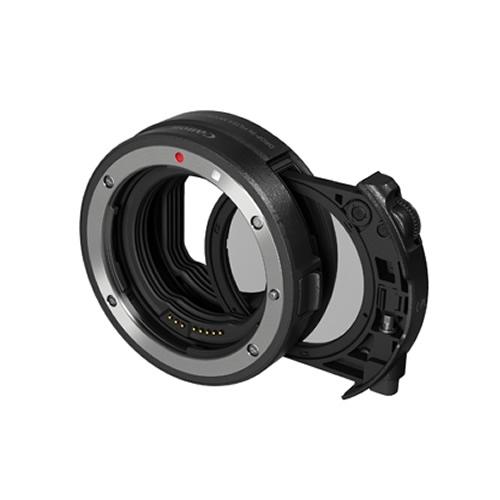 キヤノン ドロップインフィルターマウントアダプター DP-EF-EOSRPLC 円偏光フィルター A付 (商品コード:3442C001)(キャノン/Canon)(快適家電デジタルライフ)