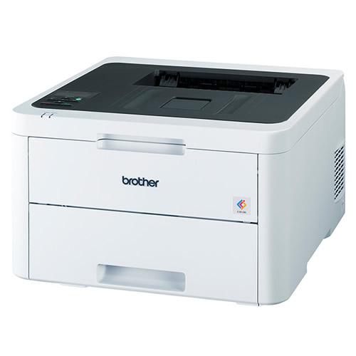 ブラザー カラーレーザープリンター ジャスティオ HL-L3230CDW (HLL3230CDW)(brother)(快適家電デジタルライフ)