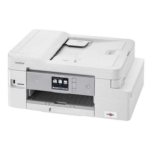 ブラザー インクジェット複合機 MFC-J1500N ファクス機能付プリンター (MFCJ1500N)(brother) (ラッピング不可)(快適家電デジタルライフ)