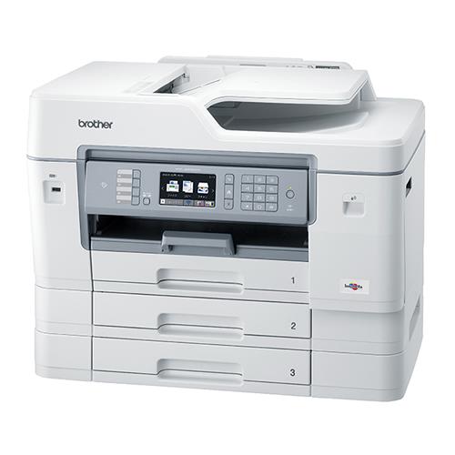 ブラザー ビジネスインクジェット複合機 MFC-J6999CDW A3対応 ファクス機能付プリンター (MFCJ6999CDW)(brother) (ラッピング不可)(快適家電デジタルライフ)
