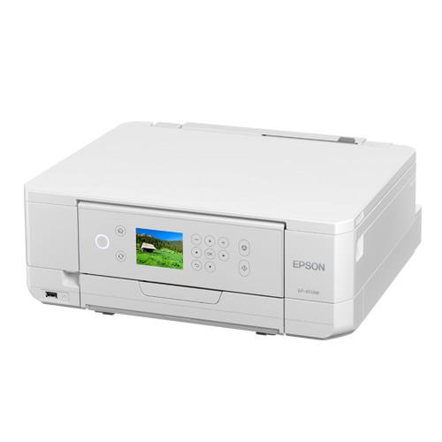 エプソン カラリオプリンター EP-811AW ホワイト A4カラー複合機 (Colorio)(EPSON) (快適家電デジタルライフ)