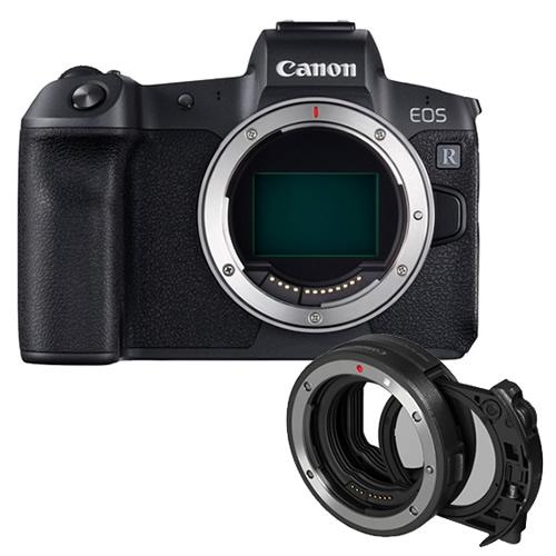 (マウントアダプター付)キヤノン ミラーレスカメラ EOS R ボディーのみ (商品コード:3075C001)(キャノン/Canon)(快適家電デジタルライフ)