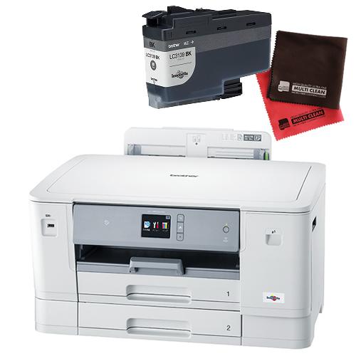 (インク・クロスセット)ブラザー ビジネスインクジェット複合機 HL-J6000CDW A3対応 プリンター (HLJ6000CDW)(brother) (ラッピング不可)(快適家電デジタルライフ)