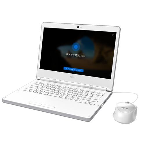 (キーボードカバー付)富士通 小学生向けノートパソコン LIFEBOOK LHシリーズ FMVL35C2W アーバンホワイト LH35/C2 (FUJITSU) (ラッピング不可)(快適家電デジタルライフ)