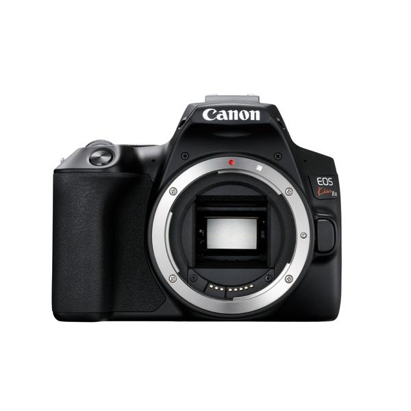 (4月25日発売)キヤノン デジタル一眼レフカメラ EOS Kiss X10 ブラック ボディー EOS KISS X10BK (3452C001)(キャノン/Canon)(快適家電デジタルライフ)