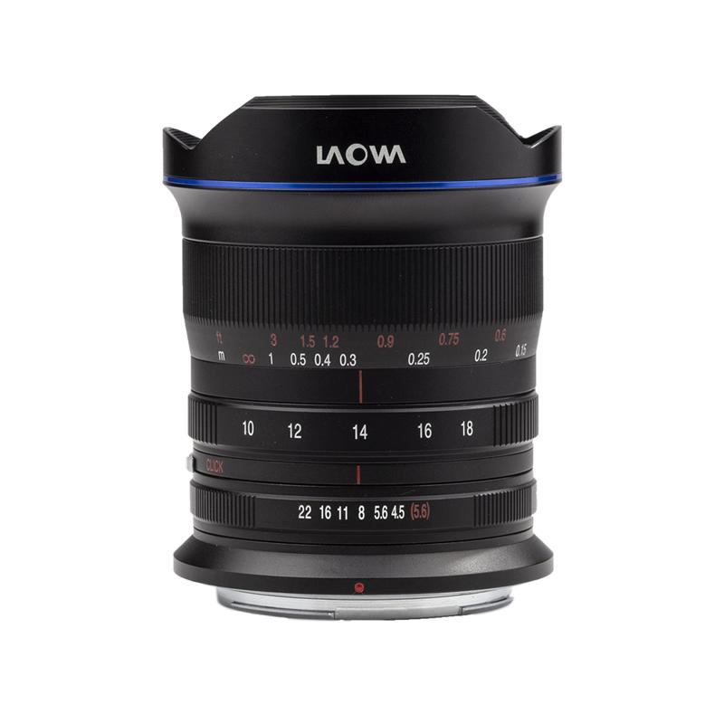 ラオワ 交換レンズ LAOWA 10-18mm F4.5-5.6 Zoom ニコンZ LAO0044 広角ズームレンズ(快適家電デジタルライフ)
