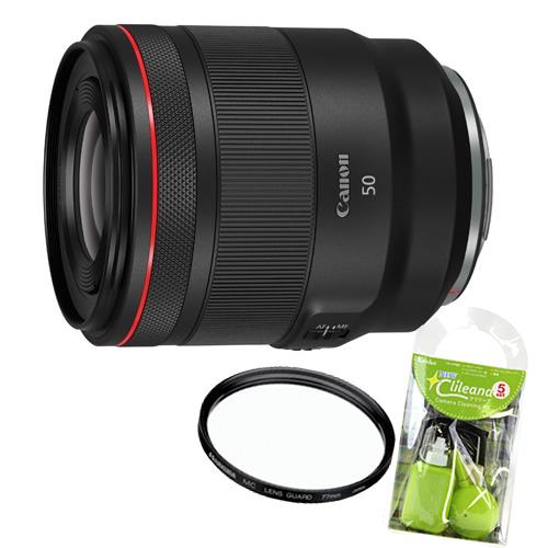 (フィルター・クリーナー付)キヤノン 大口径・標準単焦点レンズ RF5012LU RF50mm F1.2 L USM (商品コード:2959C001)(キャノン/Canon)(快適家電デジタルライフ)