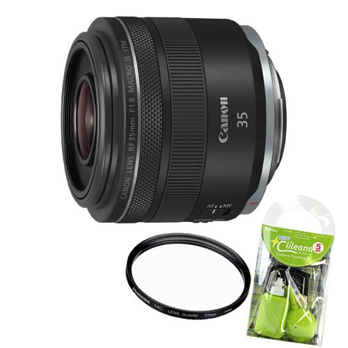 (フィルター・クリーナー付)キヤノン 広角・単焦点レンズ RF3518MISSTM RF35mm F1.8 MACRO IS STM (商品コード:2973C001)(キャノン/Canon)(快適家電デジタルライフ)