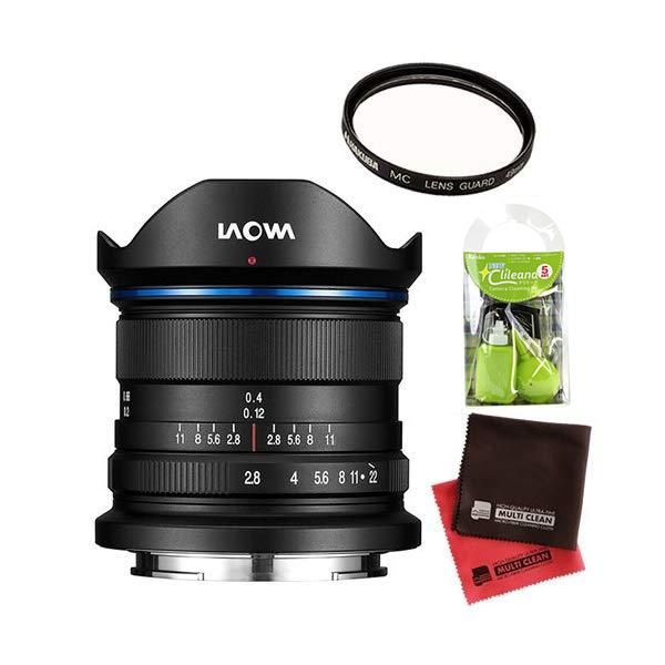 (フィルター・クリーナー・クロス付)LAOWA 広角レンズ 9mm F2.8 Zero-D ソニーE用 (商品コード:LAO0029)(快適家電デジタルライフ)