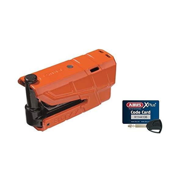 ABUS アブス Granit Detecto X-Plus 8077 Orange (グラニット ディテクト Xプラス)【快適家電デジタルライフ】