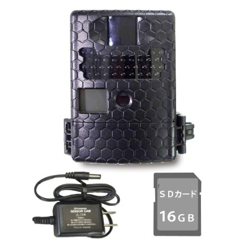 (SDカード&ACアダプター付き)アサヒリサーチ Driveman センサーカム IR-1(IR1)(ドライブマン)(快適家電デジタルライフ)