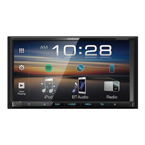 ケンウッド 2DIN DVD対応モニターレシーバー DVD/CD/USB/iPod /Bluetoothレシーバー DDX6190BT カーオーディオ (KENWOOD)(快適家電デジタルライフ)