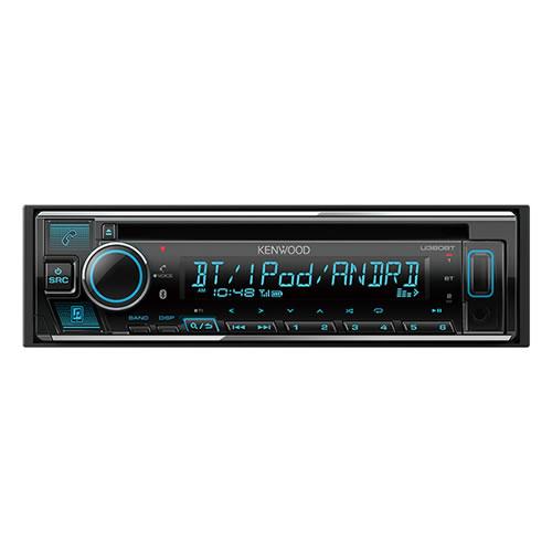 ケンウッド 1DIN カーオーディオ CD/USB/iPod/Bluetoothレシーバー U380BT (KENWOOD)(快適家電デジタルライフ)