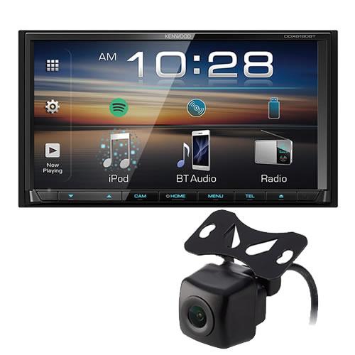 (バックカメラ付き)ケンウッド 2DIN DVD対応モニターレシーバー DVD/CD/USB/iPod /Bluetoothレシーバー DDX6190BT カーオーディオ (KENWOOD)(快適家電デジタルライフ)