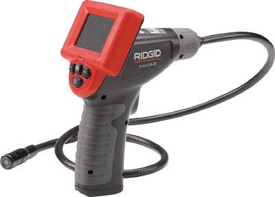 【代引不可】【メーカー直送】 Ridge Tool Compan【水道・空調配管用工具】 検査カメラ CA-25 40043 (4428871)【ラッピング不可】【快適家電デジタルライフ】