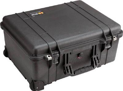 【代引不可】【メーカー直送】 PELICAN PRODUCTS社【工具箱・ツールバッグ】 1560 黒 560×455×265 1560BK (4205847)【ラッピング不可】【快適家電デジタルライフ】