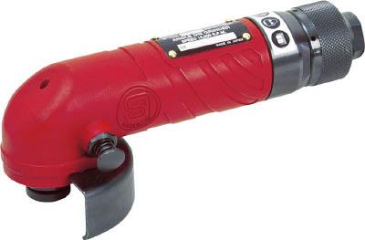 【代引不可】【メーカー直送】 信濃機販【空圧工具】エアアングルグラインダー SIAG2U2R (4860152)【ラッピング不可】