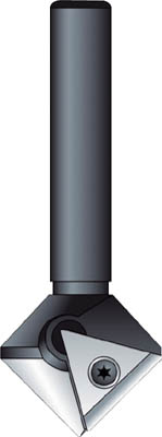 【代引不可】【メーカー直送】 富士元工業【面取り工具】 ボール盤用面取リ メントルビー 45° φ52 BM4552T (2281198)【ラッピング不可】
