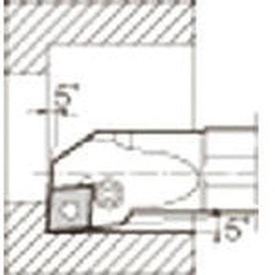 【代引不可】【メーカー直送】 京セラ【旋削・フライス加工工具】 内径加工用ホルダ S32SPCLNR1240 (1753029)【ラッピング不可】