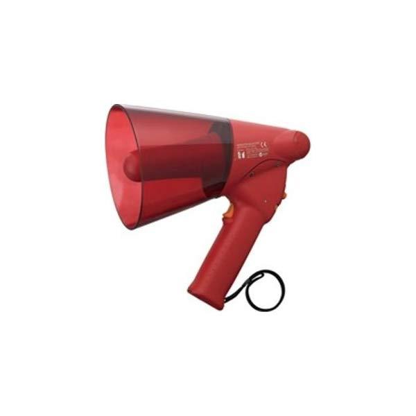 【TOA/拡声器】 小型ハンド型メガホン サイレン音付き ER-1106S【ラッピング不可】【快適家電デジタルライフ】