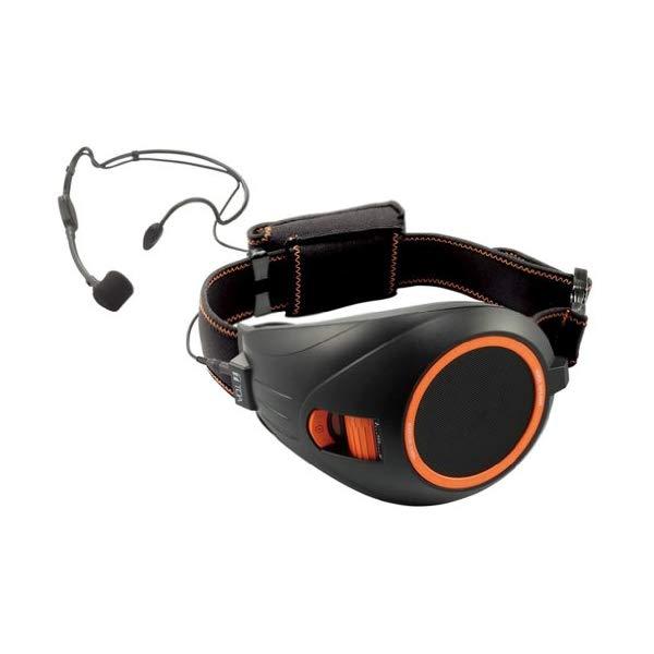【TOA/拡声器】 ハンズフリー拡声器(黒) ER-1000BK【ラッピング不可】【快適家電デジタルライフ】