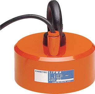 【代引不可】【メーカー直送】 カネテック【マグネット用品】 小型電磁リフマ LMU10D (3808416)【ラッピング不可】【快適家電デジタルライフ】
