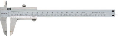 【代引不可】【メーカー直送】 トラスコ中山【測定工具】ユニバーサルデザイン標準型ノギス 300mm THN30U (4153031)【ラッピング不可】
