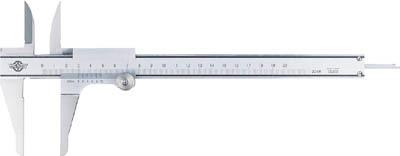 【代引不可】【メーカー直送】 中村製作所【測定工具】 ロバノギス200mm ROBA20 (2519534)【ラッピング不可】【快適家電デジタルライフ】