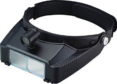 【代引不可】【メーカー直送】 池田レンズ工業【光学・精密測定機器】 LEDライトヘッドルーペ BM120LABD (3213129)【ラッピング不可】【快適家電デジタルライフ】