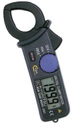 【代引不可】【メーカー直送】 共立電気計器【計測機器】 交流電流測定用クランプメータ MODEL2031 (4796667)【ラッピング不可】