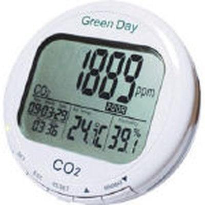 【代引不可】【メーカー直送】 カスタム【計測機器】CO2モニター CO2M1 (3651738)【ラッピング不可】【快適家電デジタルライフ】