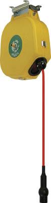 【代引不可】【メーカー直送】 日平機器【流体継手・チューブ】リール エアーリール 6M HA206N (1026046)【ラッピング不可】