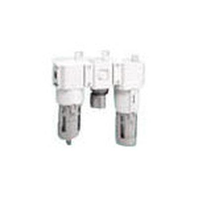 【代引不可】【メーカー直送】 CKD【空圧・油圧機器】 F.R.Lコンビネーション白色シリーズ C650020W (4410734)【ラッピング不可】
