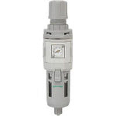 【代引不可】【メーカー直送】 CKD【空圧・油圧機器】フィルタレギュレータ W400010WF (3559637)【ラッピング不可】