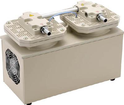 【代引不可】【メーカー直送】 アルバック機工【ポンプ】 ダイアフラム型ドライ真空ポンプ 100V DA121D (3808599)【ラッピング不可】