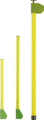 【代引不可】【メーカー直送】 宣真工業【測量用品】メジャーポール202-6m 2026 (4069951)【ラッピング不可】