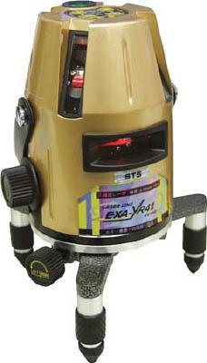 【代引不可】【メーカー直送】 STS【測量用品】 受光器対応高輝度レーザ墨出器 EXA-YR41 EXAYR41 (3633926)【ラッピング不可】【快適家電デジタルライフ】