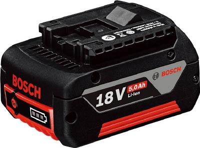 【代引不可】【メーカー直送】 ボッシュ 【電動工具・油圧工具】 バッテリー スライド式 18V5.0Ahリチウムイオン A1850LIB (4943104)【ラッピング不可】【快適家電デジタルライフ】