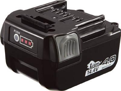 【代引不可】【メーカー直送】 MAX 【電動工具・油圧工具】 14.4Vリチウムイオン電池パック 4.0Ah JPL91440A (4971159)【ラッピング不可】【快適家電デジタルライフ】