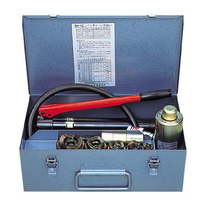 【代引不可】【メーカー直送】 泉 【電動工具・油圧工具】 手動油圧式パンチャ SH101AP (1583484)【ラッピング不可】【快適家電デジタルライフ】