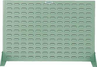 【代引不可】【メーカー直送】 TRUSCO トラスコ中山 【工場用保管設備】 コンテナラックパネル 910X600XH1240 NG T1200W (5115531)【ラッピング不可】【快適家電デジタルライフ】