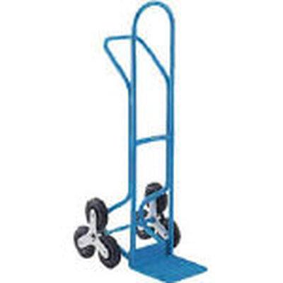 【代引不可】【メーカー直送】 KAISER 【運搬車輌機器】 スチール三輪階段昇降機 200kg 155330 (4946880)【ラッピング不可】