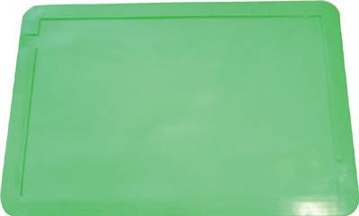 【代引不可】【メーカー直送】 DIC 【床材用品】 ラバーマット グリーン RM-1200GD 613mm×1215mm RM1200GD (1578065)【ラッピング不可】【快適家電デジタルライフ】